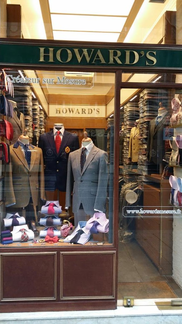 boutique howard's mesure