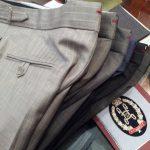 Cérémonie- pantalon sur mesure patte de serrage