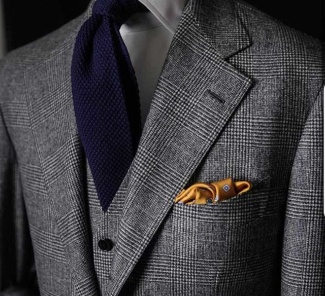costume homme luxe