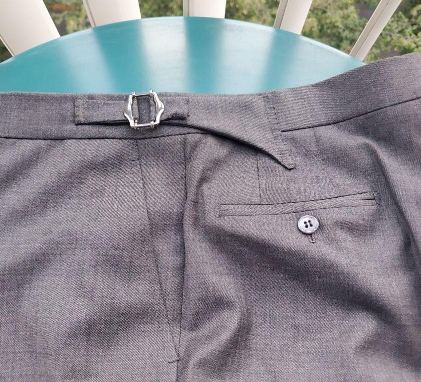 pantalon homme patte de serrage howard's