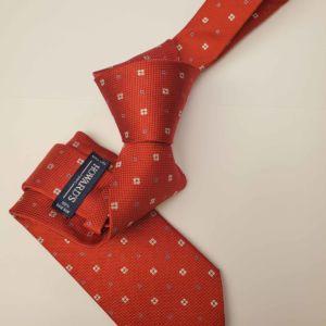 Cravate luxe soie