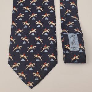 Cravate soie