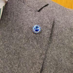 décoration veste