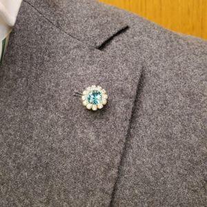 veste décoration tifany cristal