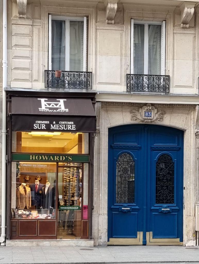 Howard's Paris